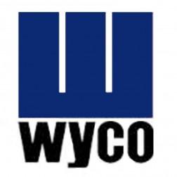"Wyco 1-3/4"" Poly Vibrator Head 750-FIPC"