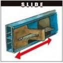 Metal Forms Slide Pocket Kit 15-PACK