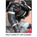 "MBW 422HA R422 Rammer 11"" x 13"" shoe w/Honda GX100 w/Oversized Air Filter"