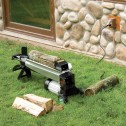5 Ton Electric Log Splitter by Earthquake W1200
