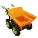 Belle BMD300 4.7 Cu.Ft Concrete 4 x 4 Minidumper BGBMD300