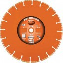 "Diamond Products Heavy Duty Orange H 24"" Wet Blade-07759"