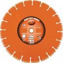 "Diamond Products Heavy Duty Orange H 60"" Wet Blade-53829"