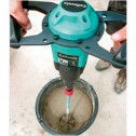 Collomix Xo4 Two-Gear Professional Hand-Held Mixer w/ Included Paddle