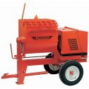 Crown 8 cu/ft 8S Steel Drum Series Mortar Mixer