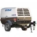 Rotair D300T4F 300 cfm Portable 75.3 HP T4F Diesel Powered Air Compressor
