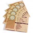 HireTech 07040 Dust Bag Paper HT7/HTF 10 Pack