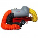Frost Fighter IDH500QR Indirect Fired Heater System(Oil/Diesel)