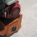 "8"" KR8HD Gas 5.5HP Concrete Scarifier by KRMC"