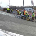 Lura Gas 40ft Concrete Roller Screed LELLS50