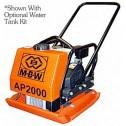 """MBW 20"""" x 22"""" Compaction Plate Soil GP2000GH"""