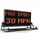 National Signal TM300 LED Portable Sign