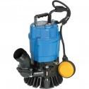 Tsurumi Submersible Trash Pump with Agitator HS2.4S-62-110V